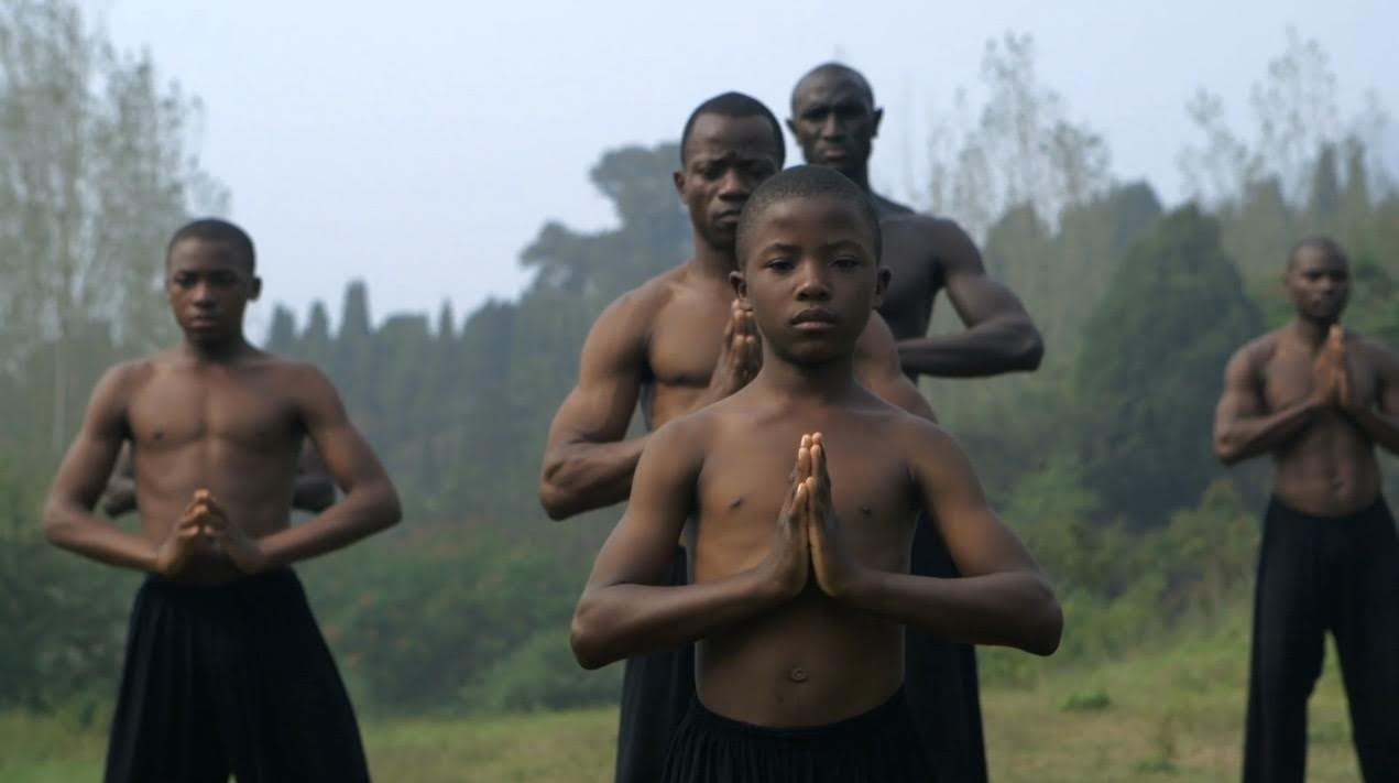 L'african qui volait voler