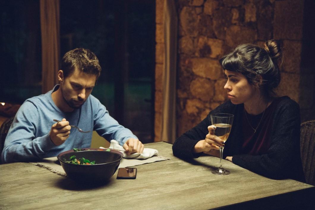 Rocio León y Jan Cornet CORTO COSMO