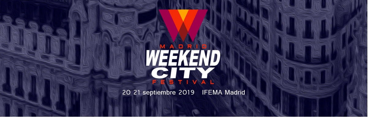 weekeng city madrid