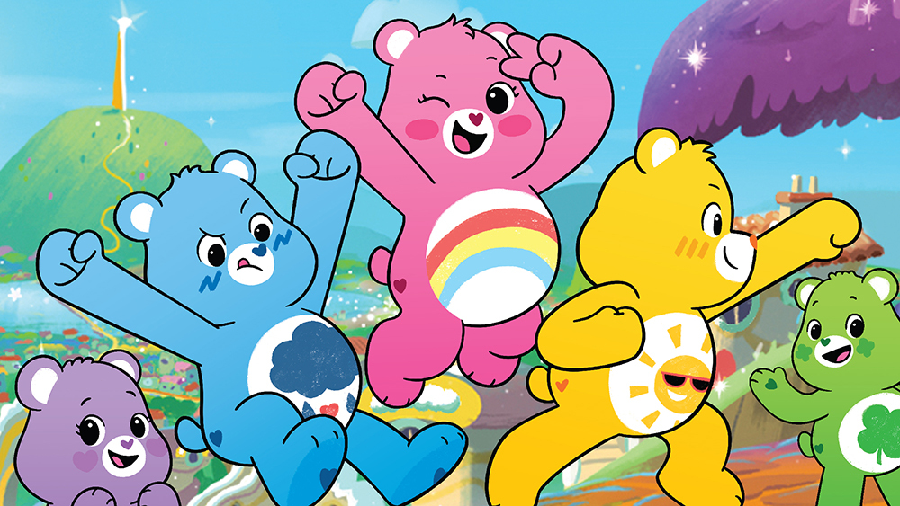 Care Bears Image build file