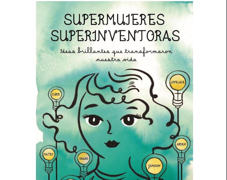 portada supermujeres superinventoras