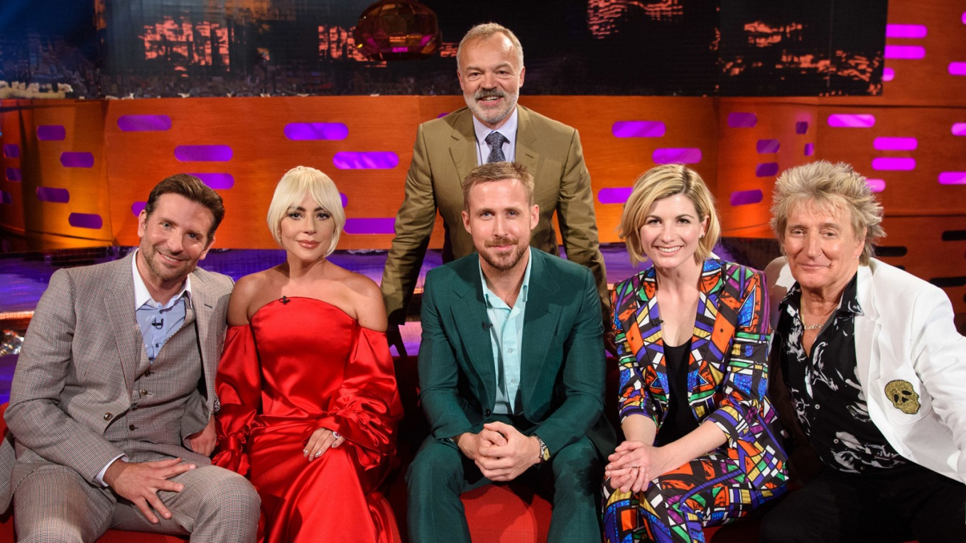 Episodio 1 The Graham Norton Show T24