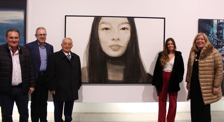 Primer premio del VIII Certamen Internaciuonal de Pintura Ramón Portillo