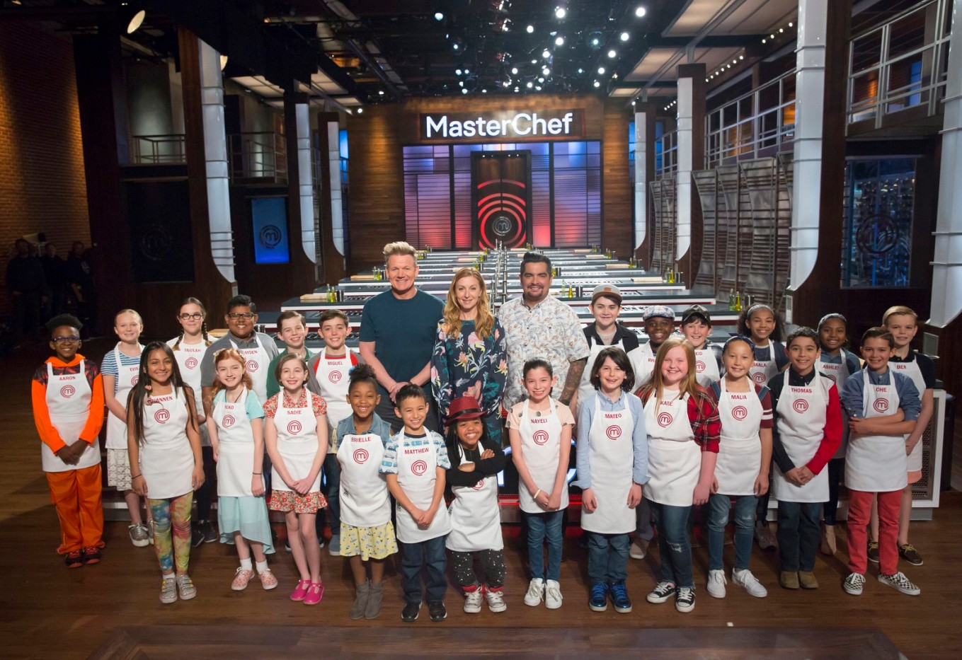 MasterChef Junior USA T7 Concursantes