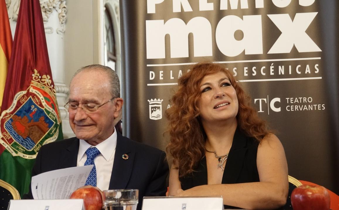 Premios Max Málaga