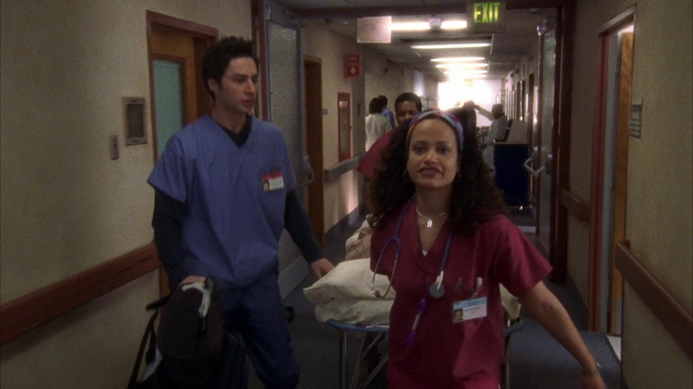 enfermería scrubs