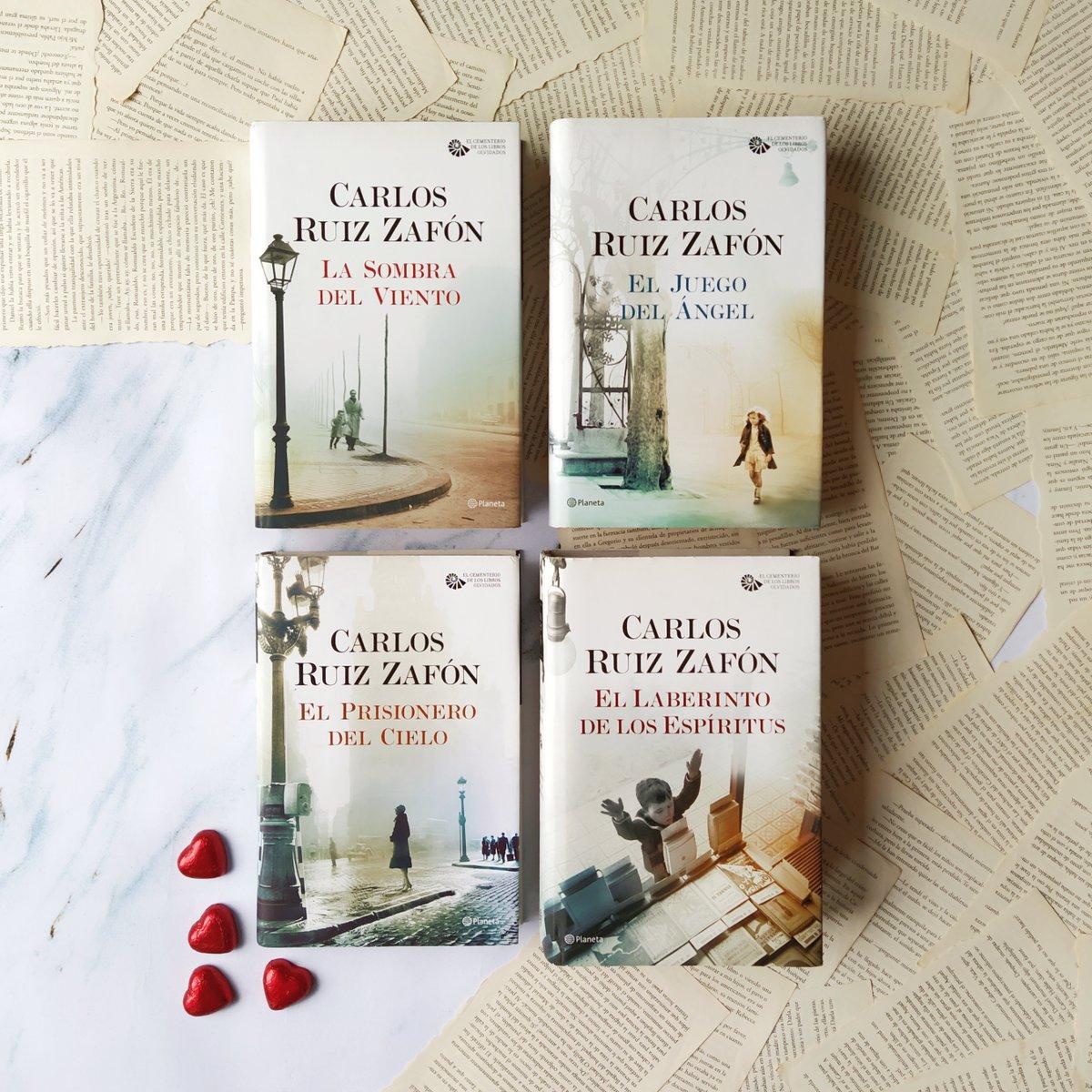 libros zafon