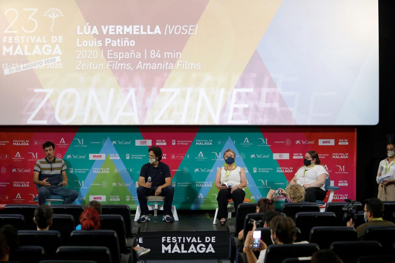 Photocall y RP-ZonaZine Lua Vermella-Álex Zea-12