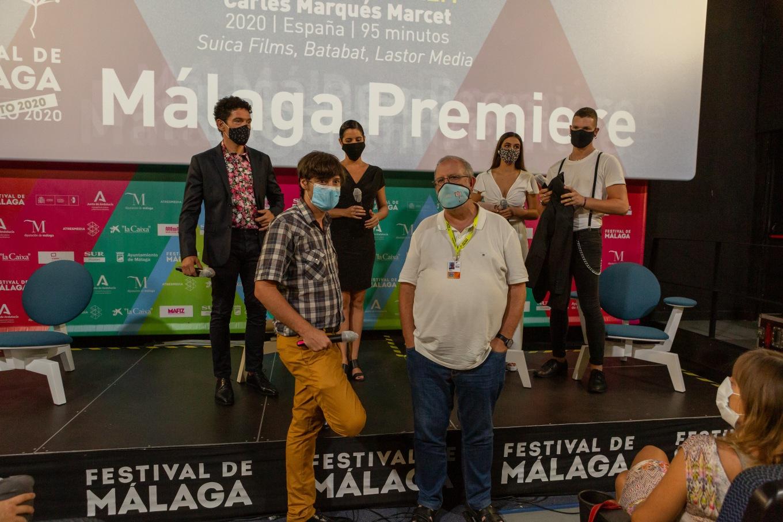 RP Malaga Premiere La Mort de Guillem - Koke Perez 01